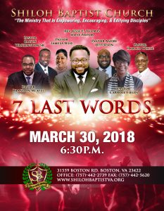 Good Friday 2018_7LastWords