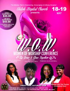 Women Of Worship Conf 5.18
